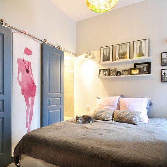 1000 images about chambre on pinterest. Black Bedroom Furniture Sets. Home Design Ideas