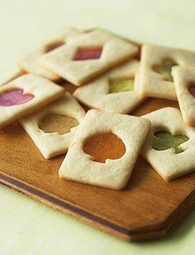 ステンドグラスクッキー by 貝印(KAI) [クックパッド] 簡単おいしい ...