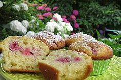 Himbeer - Buttermilch - Muffins 1