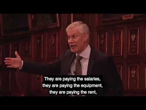 """There Is No Production Without the Financier This short clip on the role of finance in economic production is from """"The Morality of Finance,"""" a longer talk by Yaron Brook, chairman of the board of directors of the Ayn Rand Institute,..."""