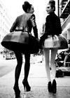 balloon skirts