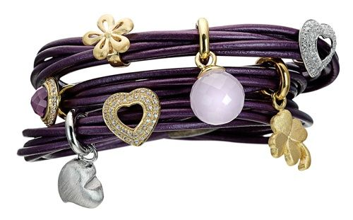 Story Bracelet with Charms — Love these!