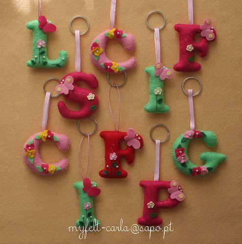 Mais porta chaves personalizados!