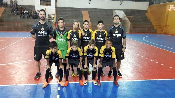 Anjos do Futsal: segunda rodada tem confronto de núcleos içarenses nesta sexta