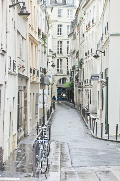 A Parisian Street by Sarah Tucker Travel Photography on Etsy