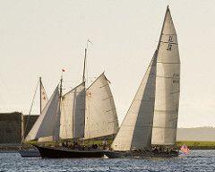 ocean bridge sailboat race bay rhodeisland newport schooner americascup sloop ketch narranganset