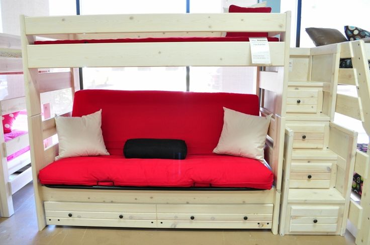 1000 Ideas About Futon Bunk Bed On Pinterest Bunk Bed Twin Futon And Twin Bunk Beds
