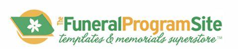 Funeral Program   Obituary Templates   Memorial Services