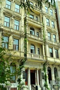 Buyuk Londra Hotel, Istanbul