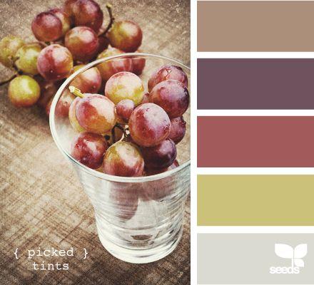 colors: Colour, Ideas, Color Palettes, Design Seeds, Color Schemes, Colors, Living Room, Picked Tints