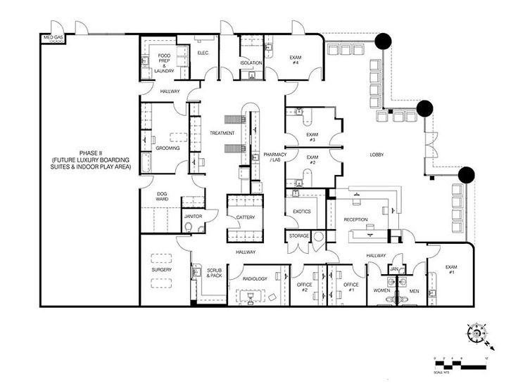 Veterinary Clinic Interior Design
