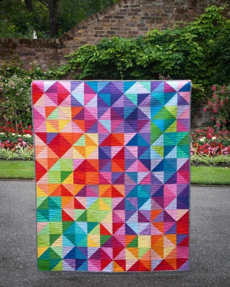 93 best Solid Fabric Quilts images on Pinterest | Contemporary ... : solid quilting fabric - Adamdwight.com
