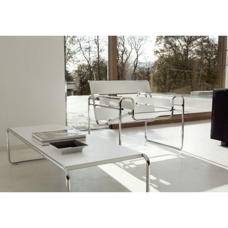 1000 ideas about wassily chair on pinterest eileen gray for Chaise wassily