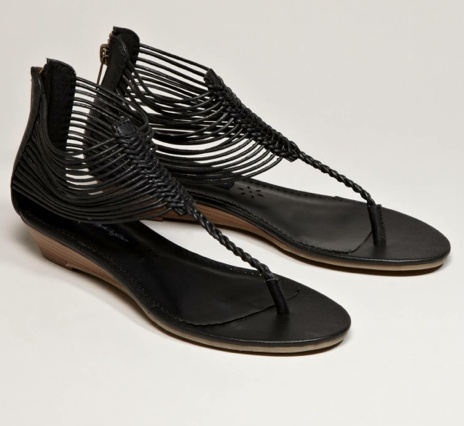 cute gladiator sandals from American Eagle $29.50