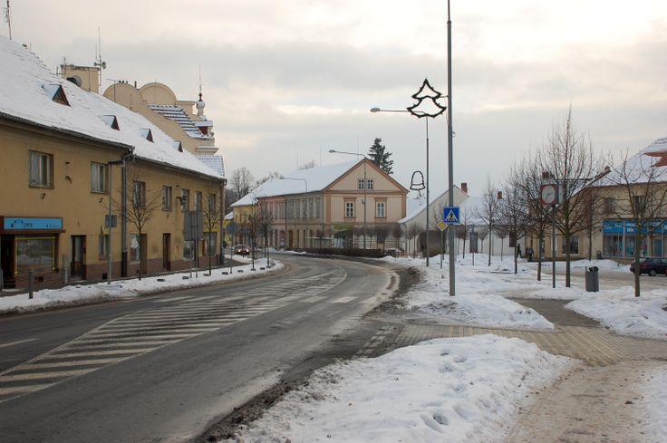 rok 2011 náměstí ČSA