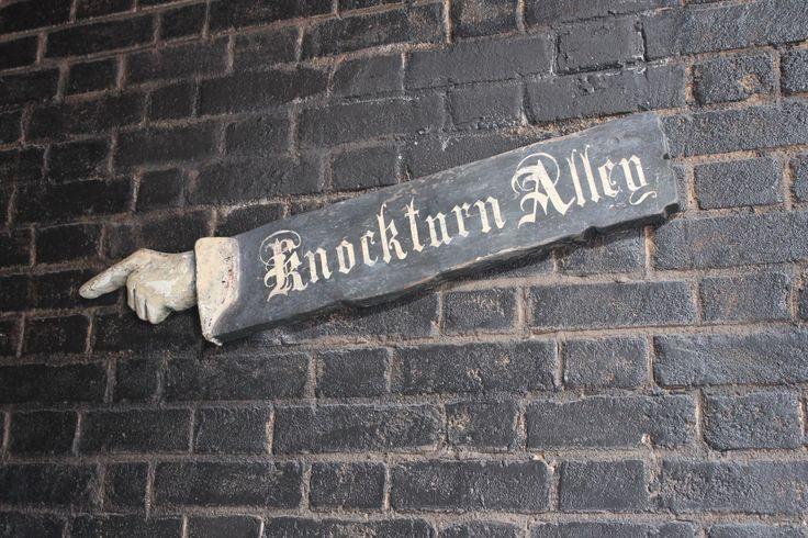 Knockturn Alley - Diagon Alley - Universal Orlando