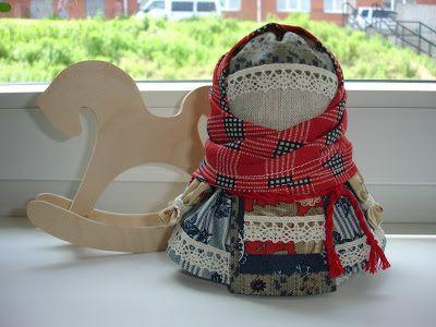 Любанькины рукоделки: Народная кукла