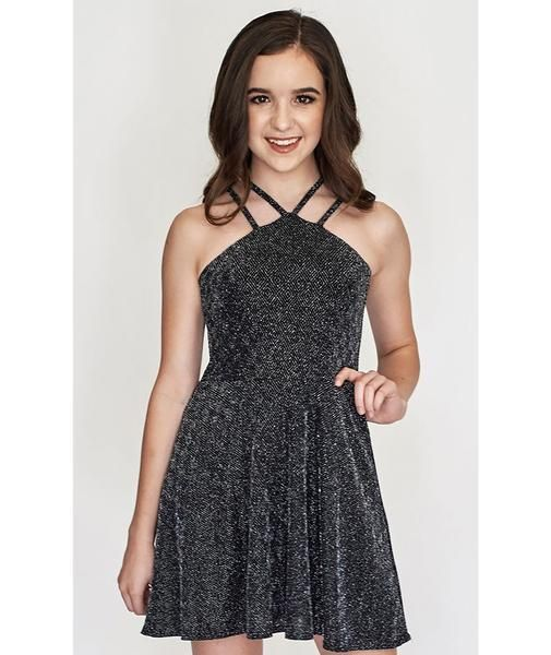 7558b8c95 The Eve Dress in Silver Combo (Size S, M, L) in 2019   Dresses ...