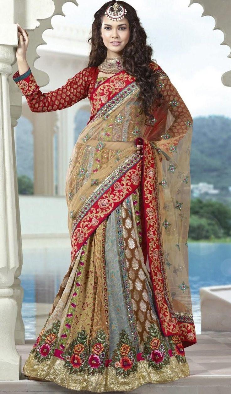 Indian Wedding Dresses 8