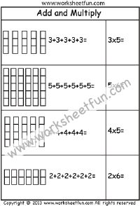 math worksheet : best 25 repeated addition worksheets ideas on pinterest  : Repeated Addition Multiplication Worksheets