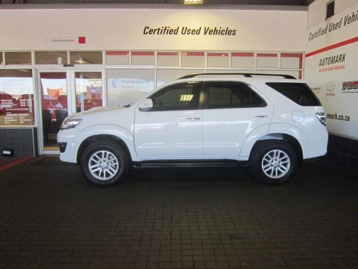 2013 Toyota Fortuner 2.5D-4D auto for sale