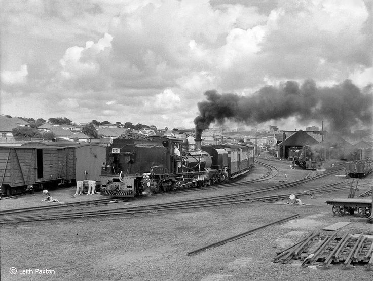 System 3, The Port Elizabeth Narrow Gauge, Part 1 by Charlie Lewis © - Soul of A Railway