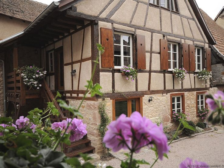 Abritel Location Alsace Bergheim - Maison de charme au plein coeur de la route des vins