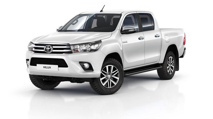 Toyota Hilux - Toyota Hilux 4x4 - Efsane Kamyonet
