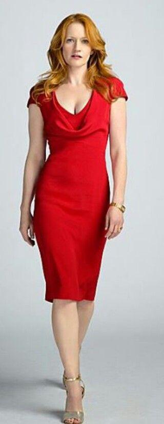 Paula Malcolmson as Abby Donovan...Ray Donovan