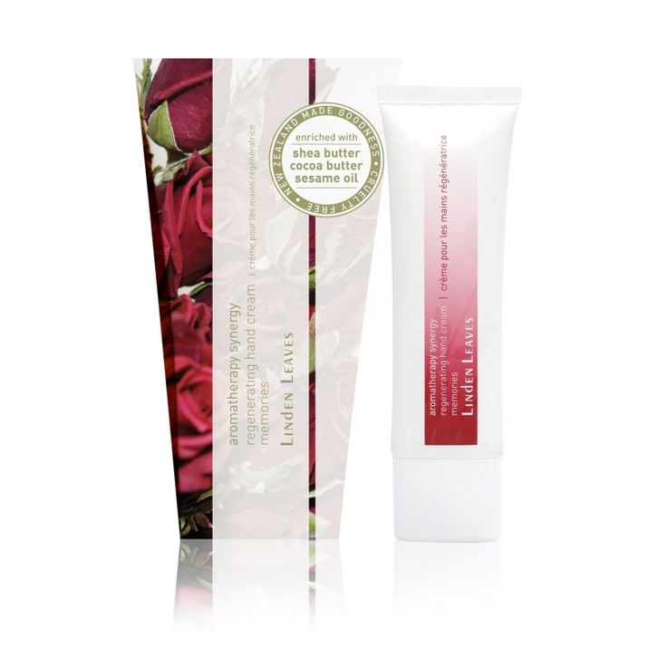 With the #LindenLeaves Memories regenerating hand cream, experience younger looking and feeling hands with this age-defying, high performance regenerating hand cream blended with luxurious rose, geranium and ylang ylang. With ultra-restorative plumping cocoa butter and evening primrose oil to deeply nourish and hydrate the skin and help reduce appearance of wrinkles.