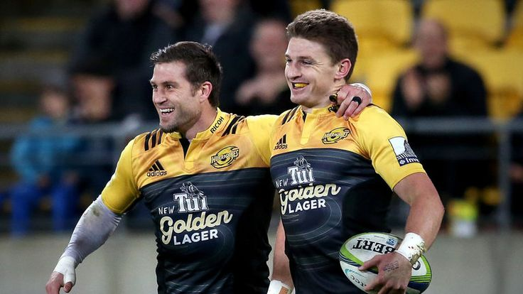 CONGRATULATIONS  Hurricanes 2016 Super Rugby winners.........  Beauden Barrett…