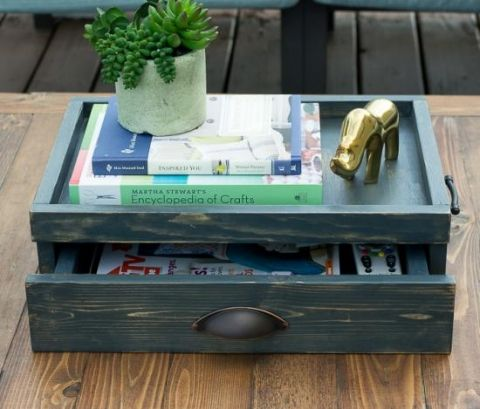 The 25 Best Coffee Table With Drawers Ideas On Pinterest