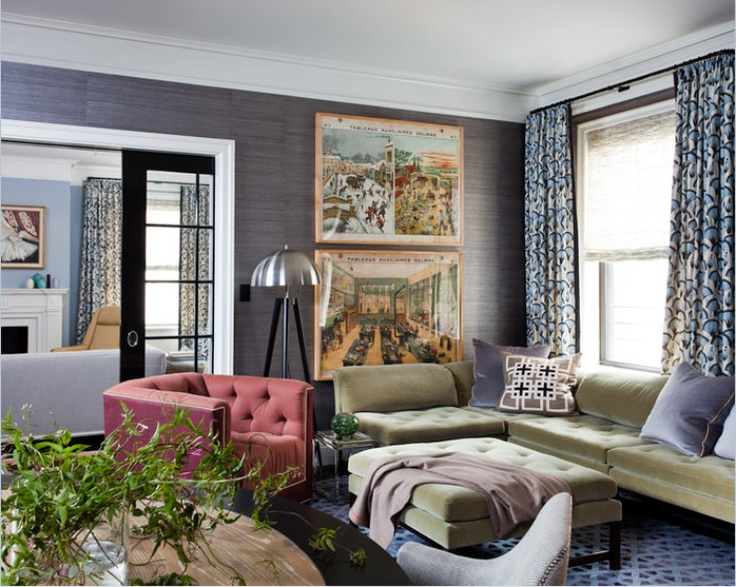 40 Best Images About Beautiful Interiors Thom Filicia On