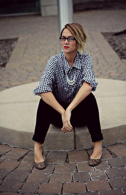 Spring 2015 Trend: 25 Stylish Gingham Outfits | Styleoholic