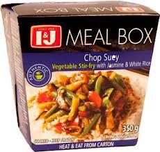 I&J Meal Box