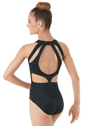 This leotard is stunning. I cant wait to wear this to jazz class. It would also make a great solo costume!!!!