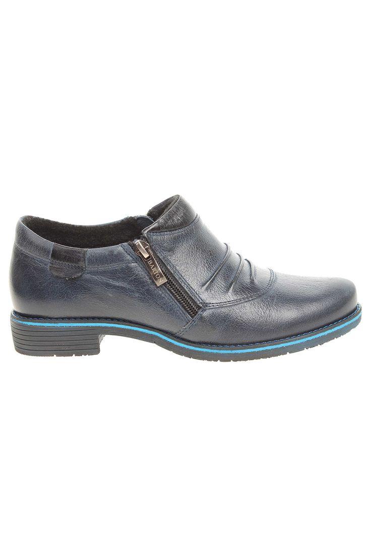 Barton dámská obuv 11716 modrá   REJNOK obuv