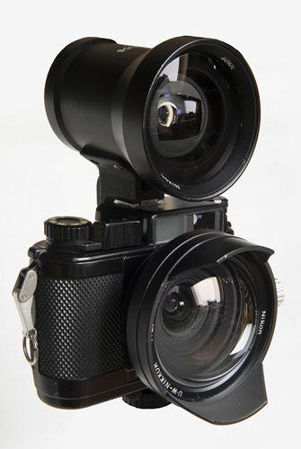 Nikonos III + 15 mm