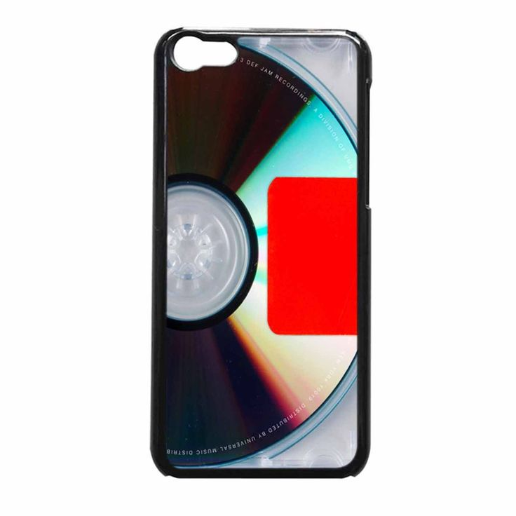 Kanye West Yeezus Album iPhone 5c Case
