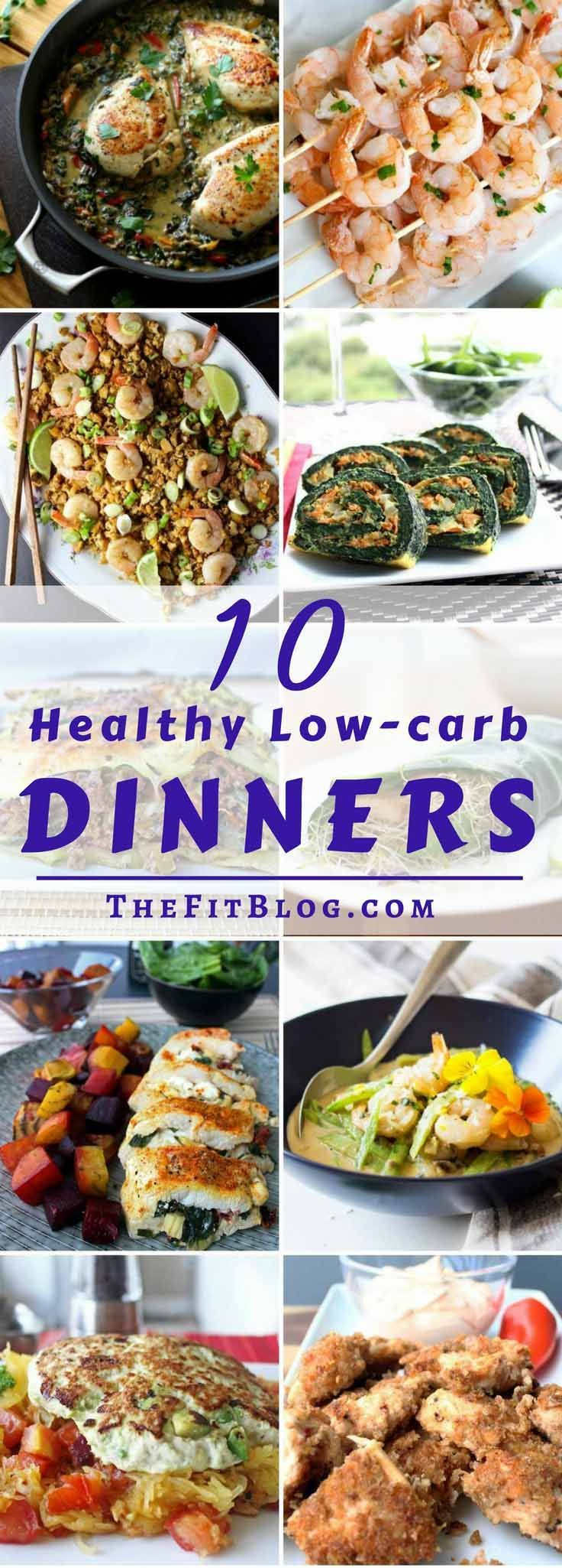 17 best images about healthy living on pinterest healthy for Healthy recipes for dinner low carb