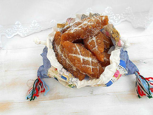 Coisas simples são a receita ...: Broas de azeite e mel