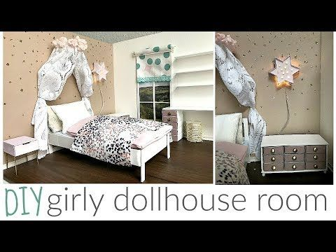 3 DIY Miniature Bunk Bed & Trundle bed Compilation to do at home - Doll bed - YouTube