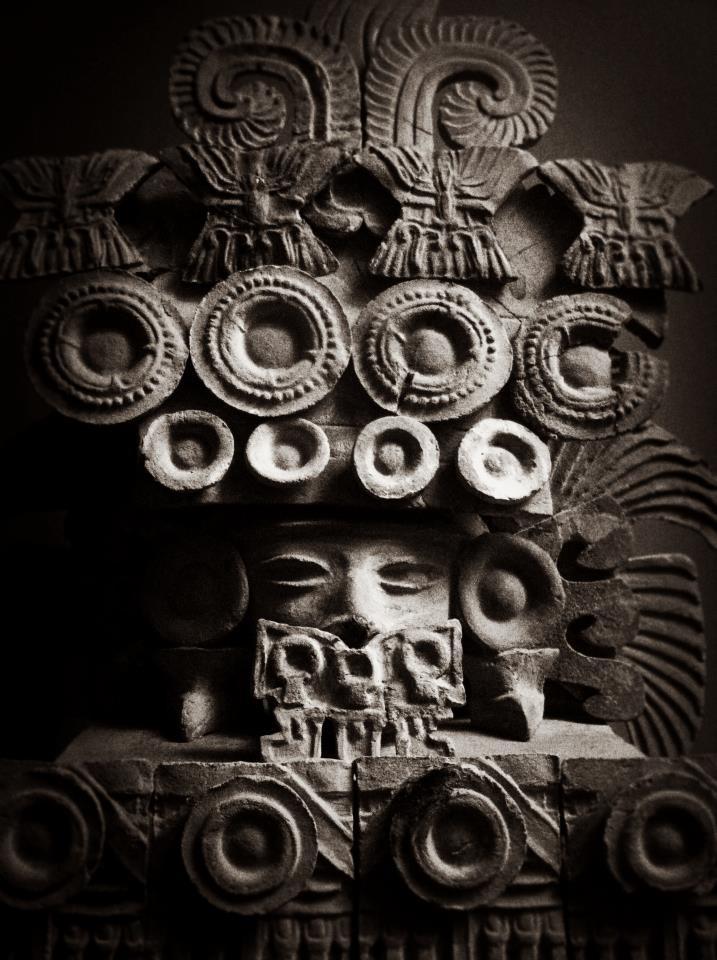 Teotihuacan Urn