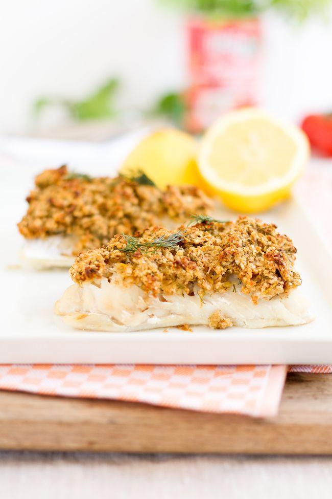 Kabeljau a la Bordelaise mit Tomaten Reis // Codfish a la Bordelaise with tomato rice