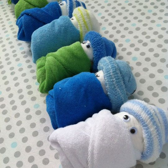 24 Baby Shower Ideas for Boys