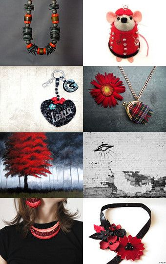 Dark Passion by Stephanie Kilgast on Etsy--Pinned with TreasuryPin.com