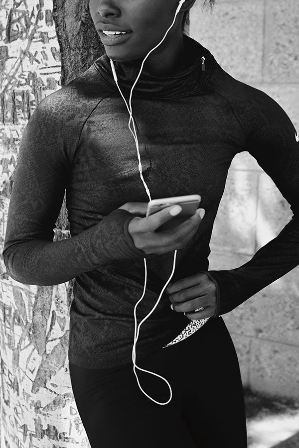 Double up on high intensity with Nike Master Trainer Kirsty Godso's amped-up workout playlist on Spotify.
