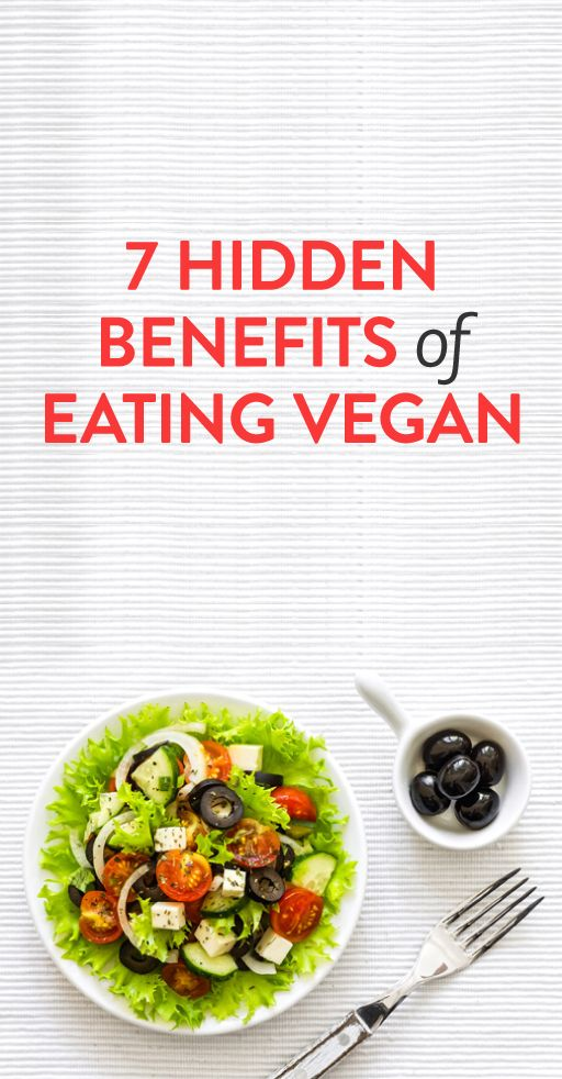 7 best health benefits of a vegan lifestyle