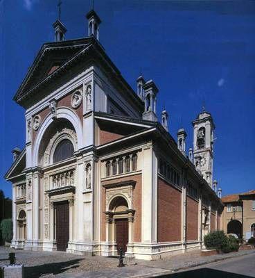 L'imponente chiesa di San Giorgio Martire a Venegono Superiore