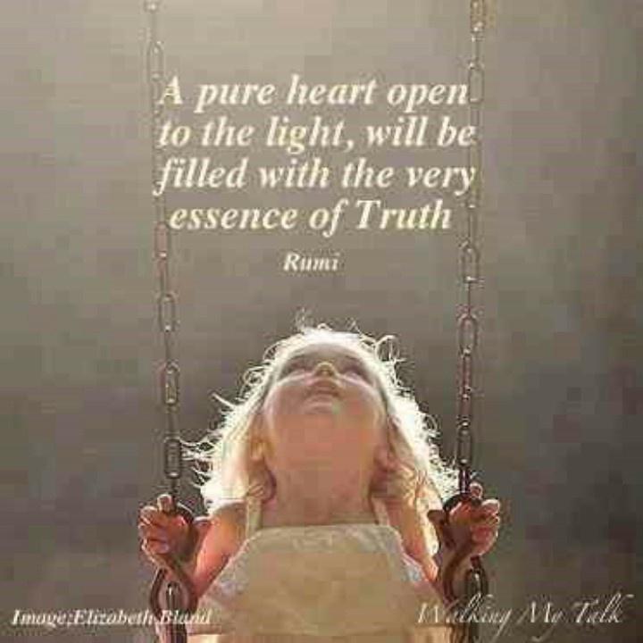 Rumi quote. (Harmony Restored)